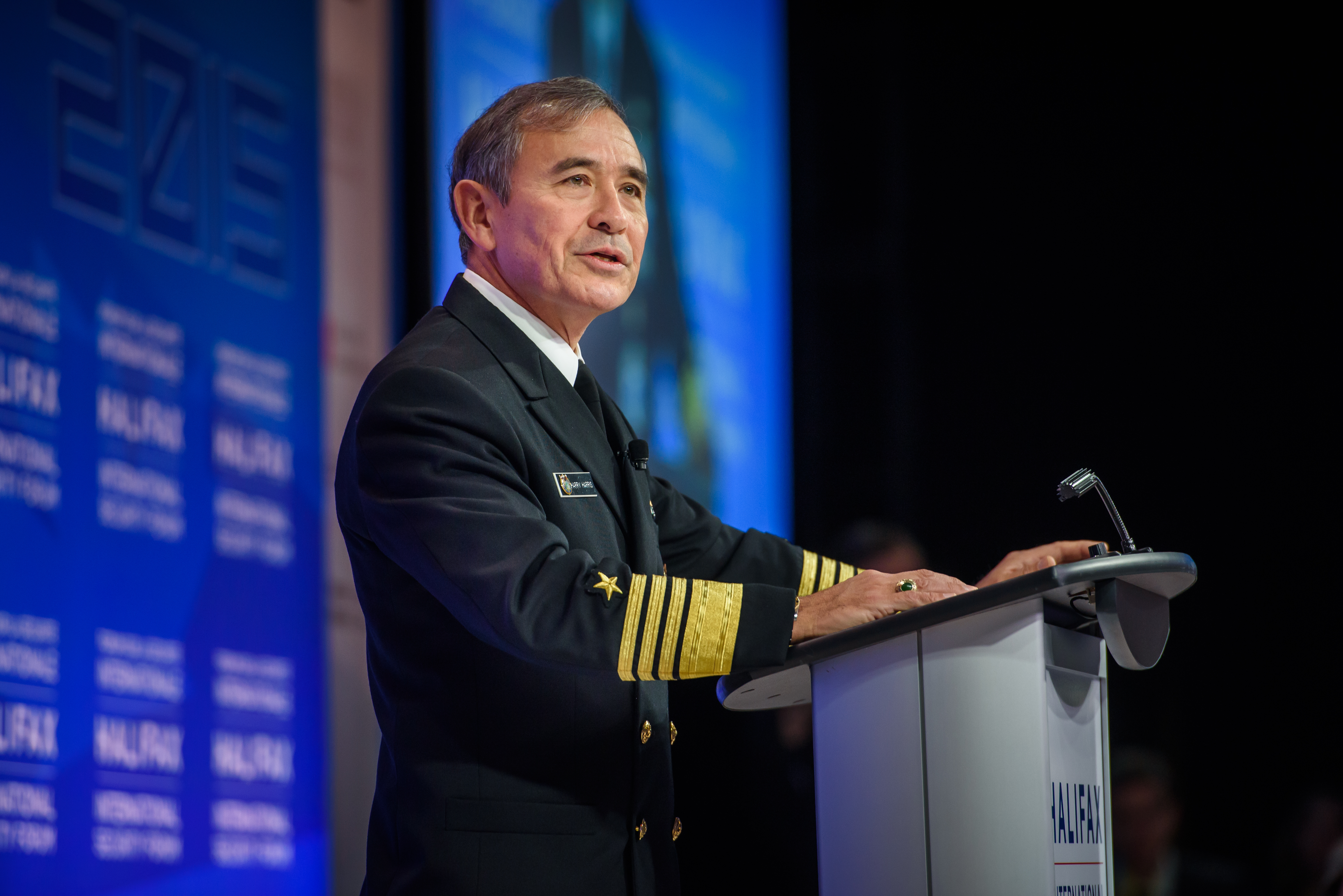 Admiral Harry Harris (Commander, US Pacific Command)