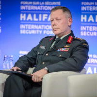 General Jonathan Vance (Chief of the Defence Staff, Canadian Armed Forces)
