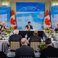 Canada's Peacekeeping Ministerial hosted by Minister Harjit Sajjan (Minister of National Defence, Canada)