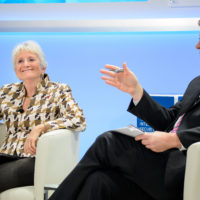 """Baroness Pauline Neville-Jones (Chair, Cyber Security Advisory Panel, Bank of England), and Steve Clemons (Editor-At-Large, The Atlantic) on """"Spies Love Us: Protecting Information in the Age of Openness"""""""