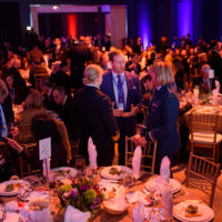 Peter MacKay (Partner, Baker & McKenzie LLP, Toronto) and Major General Tammy Harris (Chief of Staff to the Chief of the Defense Staff, Canadian Armed Forces) at the Friday Night Gala Dinner
