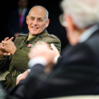 """General John Kelly (Commander, United States Southern Command) on """"Who Controls the Map? Lost Innocents, Persistent Criminals, Depraved Terrorists"""""""