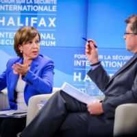 Lyse Doucet (Chief International Correspondent, BBC) and Steve Clemons (Editor-at-Large, The Atlantic)