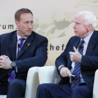 Minister Peter MacKay (Minister of National Defence, Canada) and US Senator John McCain on The Good Guys? The Special Burden of Democratic Nations