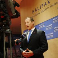 Minister Peter MacKay (Minister of Justice, Canada)