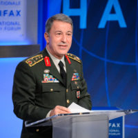 Hulusi Akar (Commander of the Turkish Armed Forces)