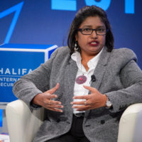 Rajeswari Pillai Rajagopalan (Senior Fellow and Head of the Nuclear and Space Policy Initiative at the Observer Research Foundation, New Delhi)