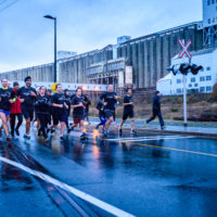 Annual 5k run led by Harjit Sajjan (Minister of National Defence, Canada)