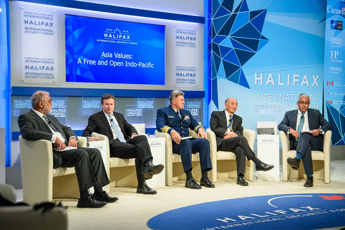 Image result for image of  2012 Global Security conference in Halifax