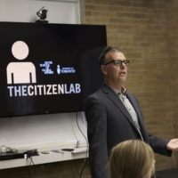 Dr. Ronald Deibert, Director, Citizen Lab