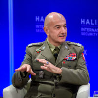 """General Rajmund Andrzejczak (Chief of the General Staff of the Polish Armed Forces) speaks on """"The World's Democracies: The Importance of Being Allies."""""""