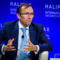 """Espen Barth Eide (Member of Parliament, The Storting, Norway) speaks on """"End of the Earth: The Arctic."""""""