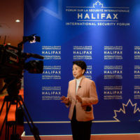 Emily Lau (Chair of Foreign Affairs Committee of the Democratic Party, Hong Kong)
