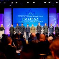 2019 Peace With Women Fellowship introduced to the Halifax International Security Forum