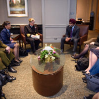 Minister Harjit Sajjan, Minister of National Defence Canada