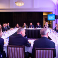Private Luncheon with senior officials, hosted by Boeing International